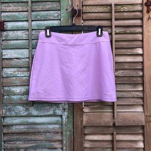 Nike Lavender Tennis Skirt/Skort